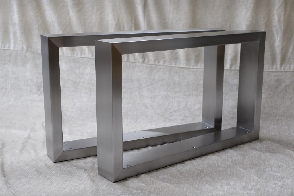 Tischbein 100x40