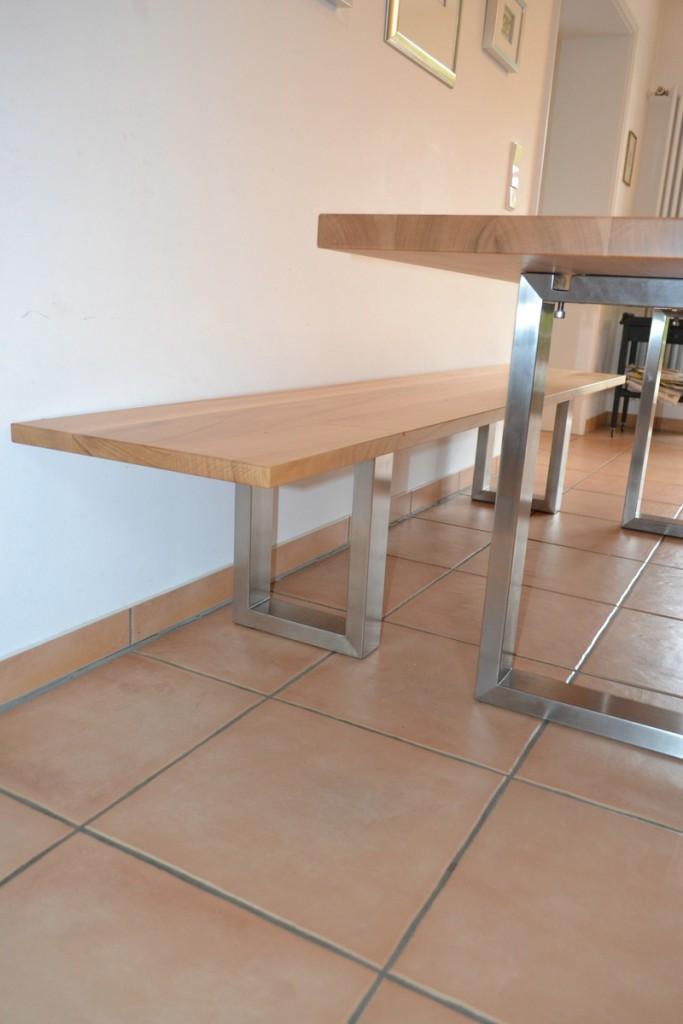 Tischkufen für Ansteckplatten
