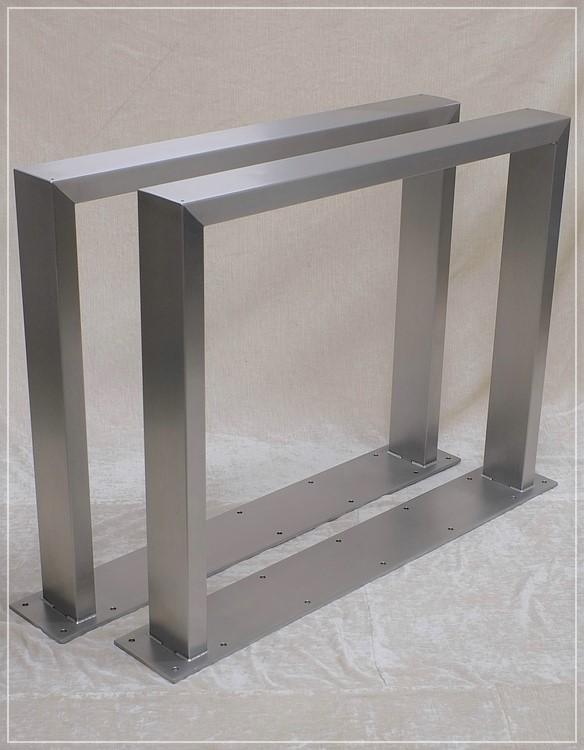 Tischgestell Profil 100x40