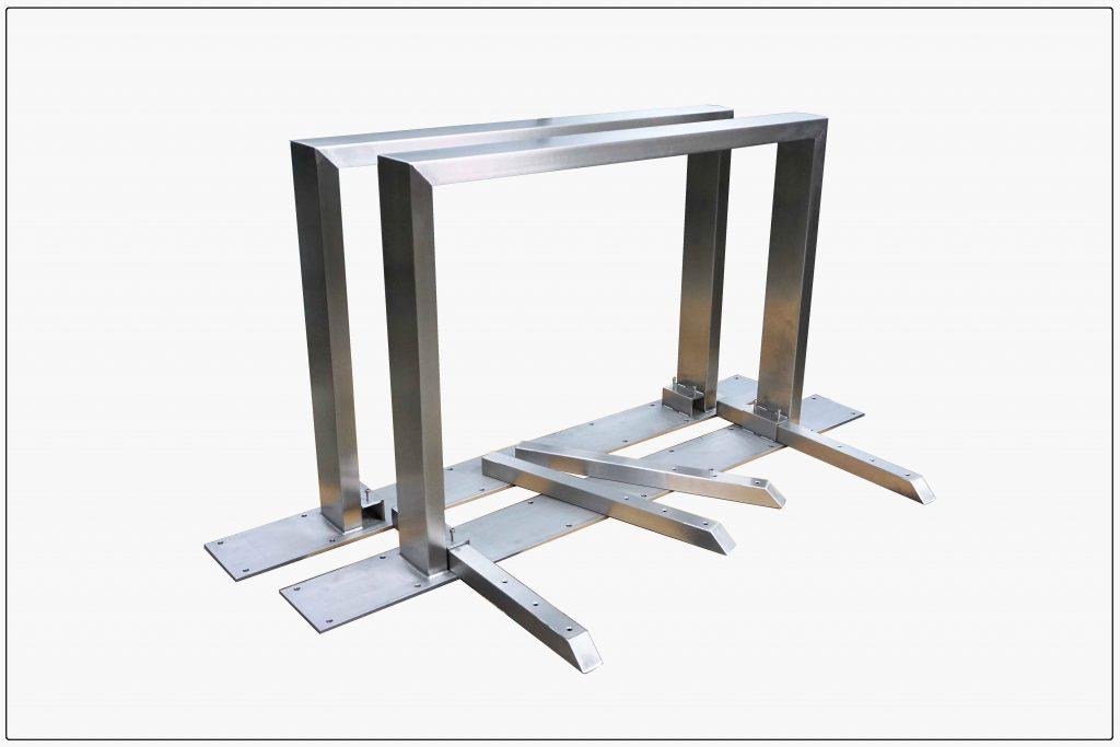 Ansteckplatten Vorrichtung
